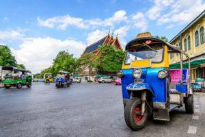 タイの交通事情とは?