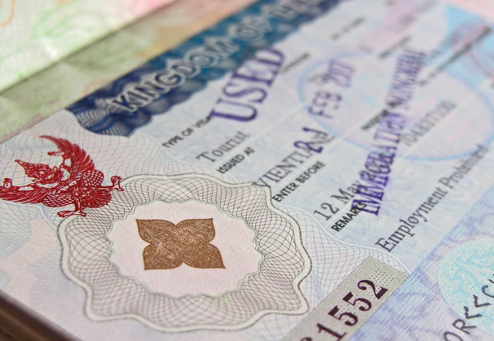 タイの移住でビザ取得に必要な初期費用はいくら?